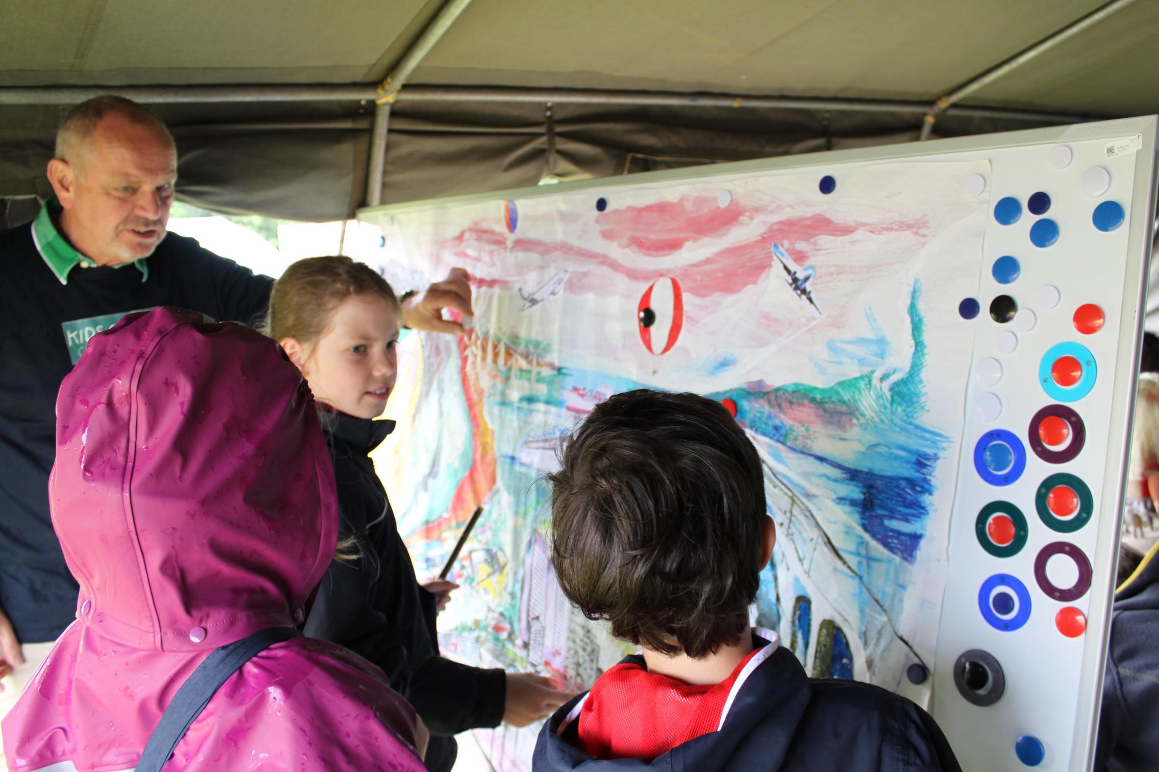 Zweite Kids Climate Conference in Deutschland
