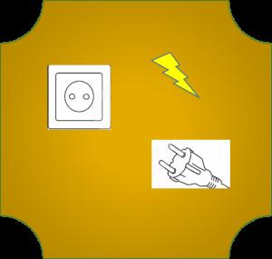 Symbol VM Strom