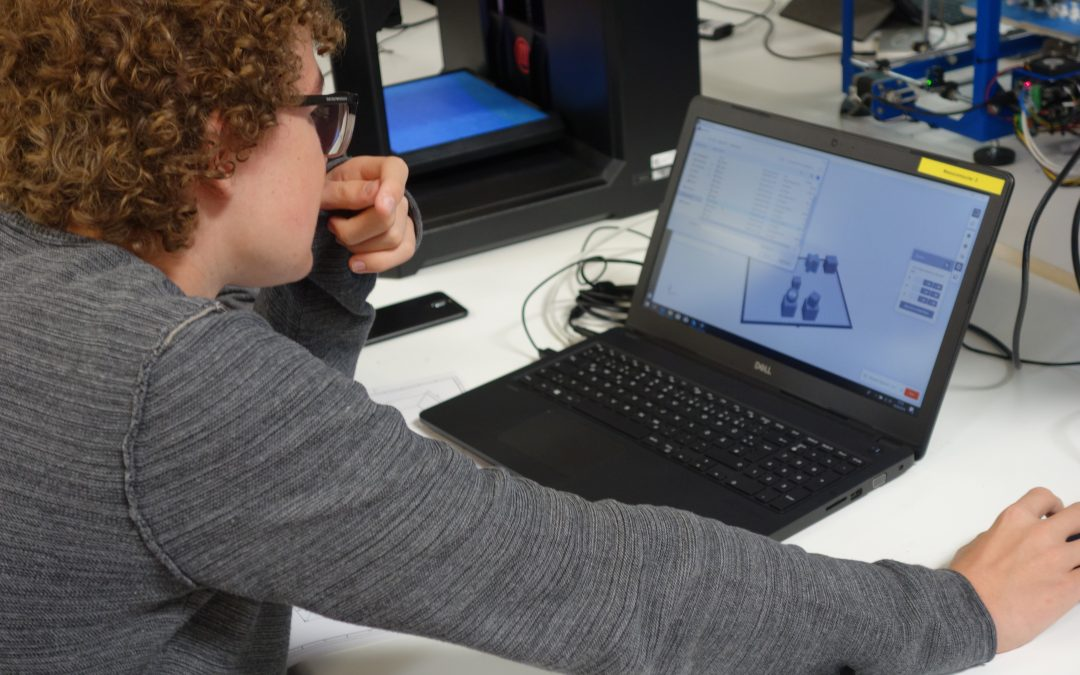3D Druck in den Unterricht