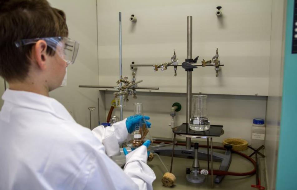 Labortag in der FH Meschede