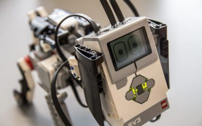 Girl's go Robotik: Schülerinnenlabor »Lego Mindstorms«